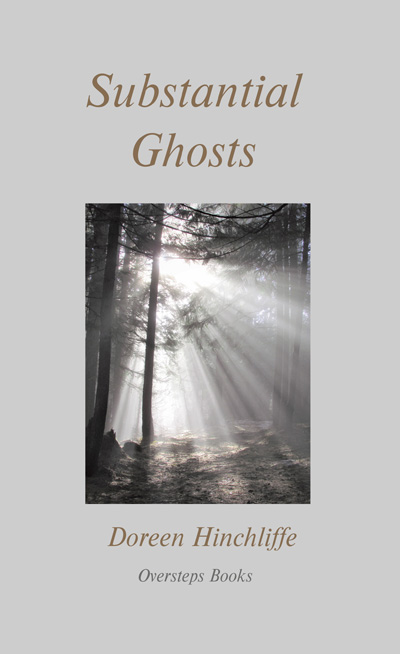 'Substantial Ghosts': cover